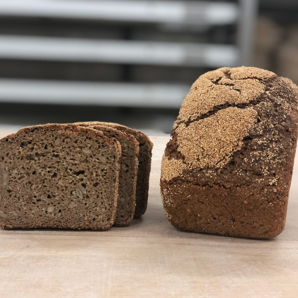 Dinkel-Amaranth Vollkornbrot – Bäckerei Fink Steinau